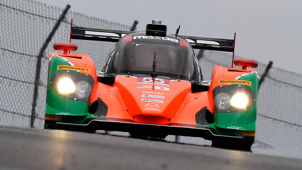 2016 Mobil 1 SportsCar Grand Prix Qualifying