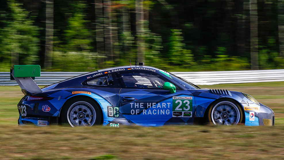 2016 Continental Tire Road Race Showcase Qualifying