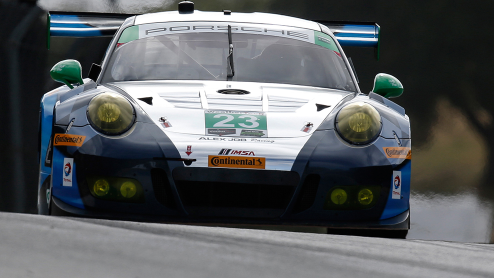 2016 Continental Tire Monterey Grand Prix powered by Mazda Qualifying