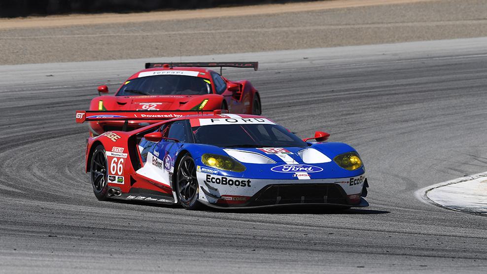 2016 Continental Tire Monterey Grand Prix Race Broadcast P/GTLM