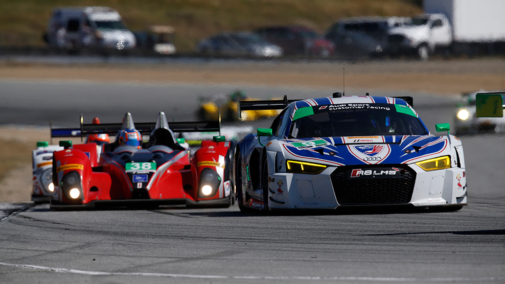 Sights and Sounds: 2016 PC/GTD Continental Tire Monterey Grand Prix