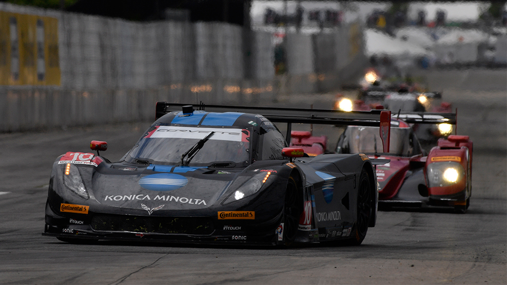 2016 Chevrolet Sports Car Classic Presented by the Detroit Metro Chevy Dealers Race Broadcast