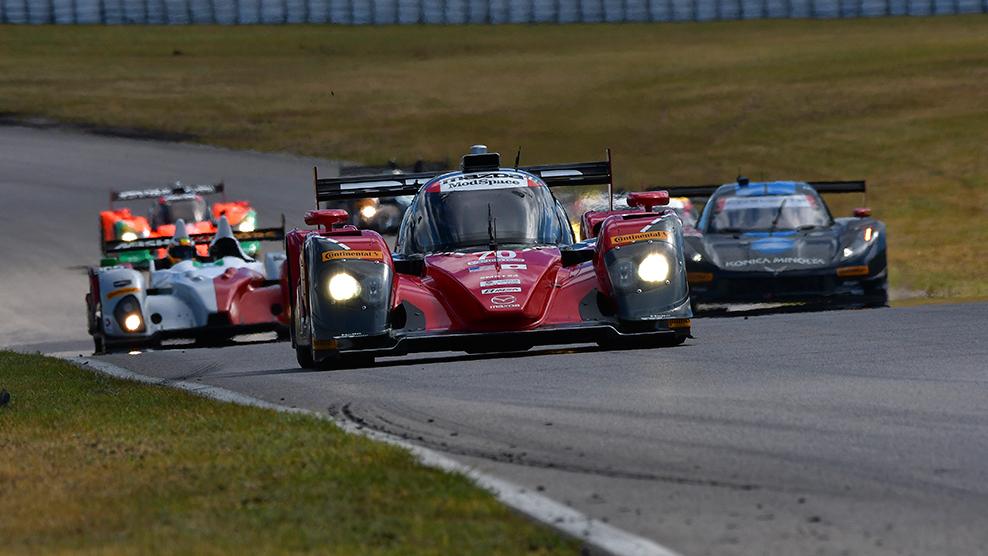 2016 Mobil 1 SportsCar Grand Prix Race Broadcast