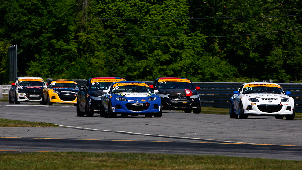 2016 Lime Rock Park Race Broadcast