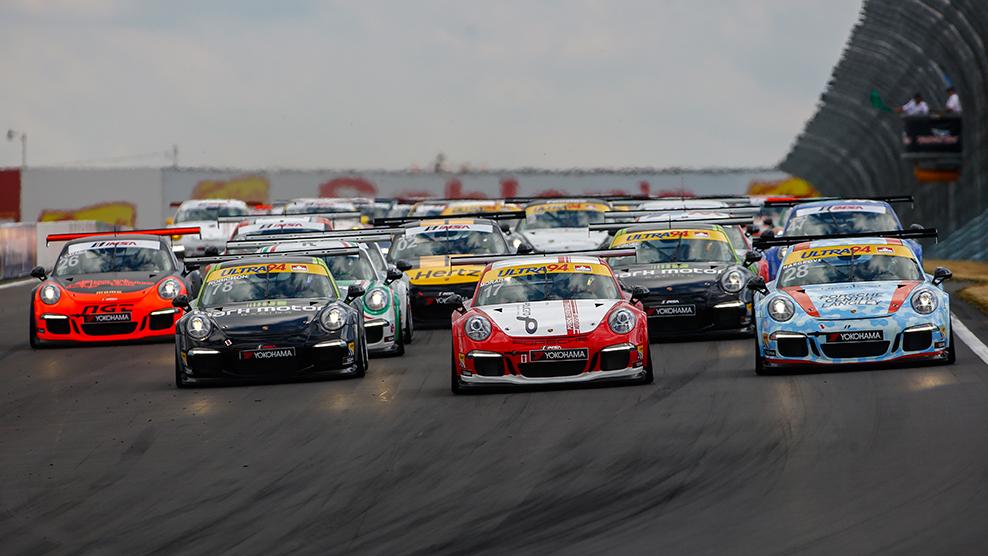 Watkins Glen 2016 Porsche GT3 Cup Challenge Canada by Yokohama TV Broadcast
