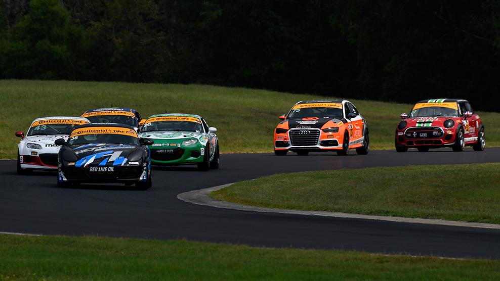2016 VIRginia International Raceway Race Broadcast