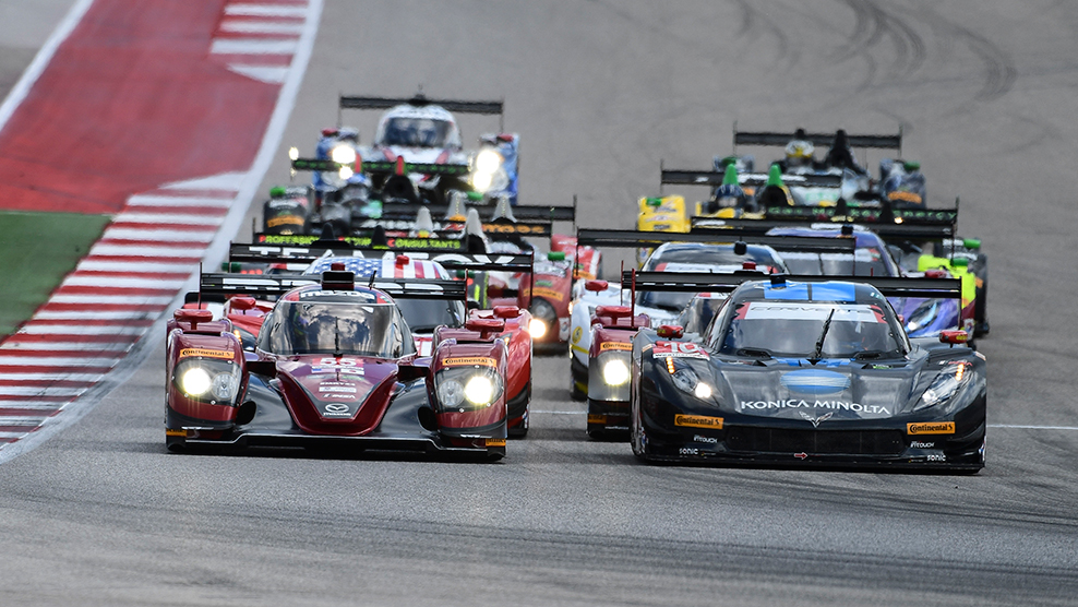 2016 Lone Star Le Mans At Circuit of The Americas Broadcast