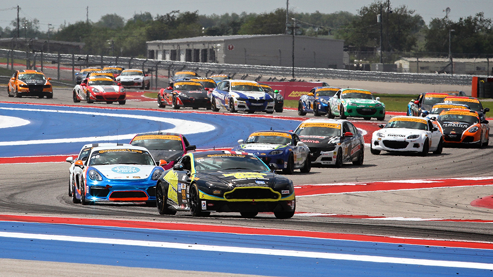 2016 Circuit of The Americas 150 Race Broadcast
