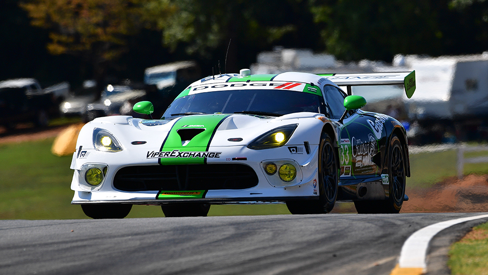 2016 Petit Le Mans Qualifying at Road Atlanta