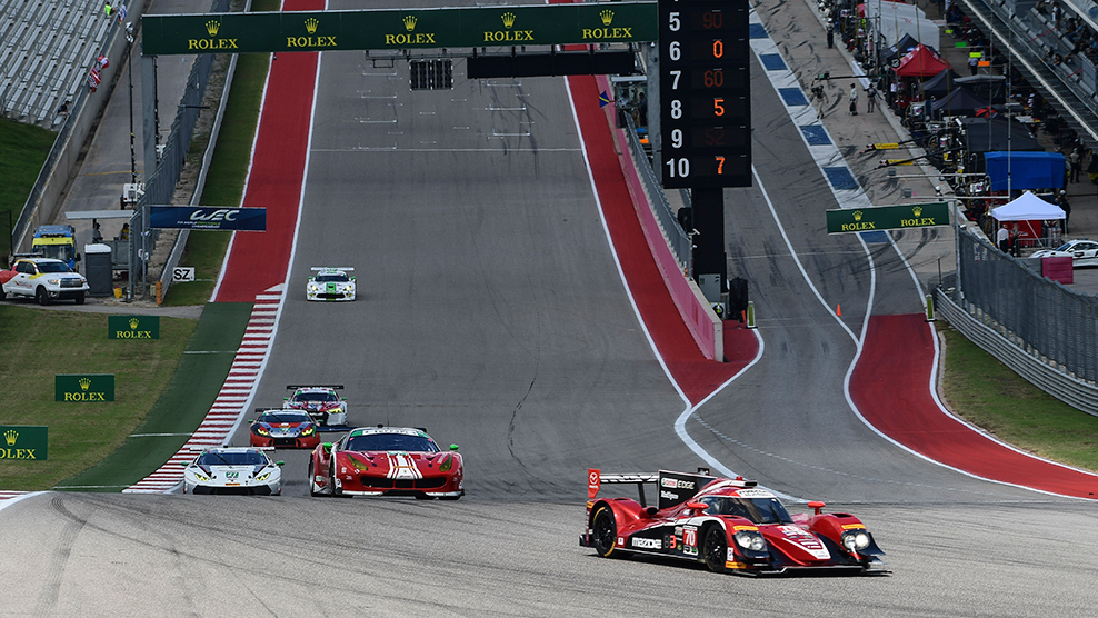 Sights and Sounds: 2016 Lone Star Le Mans