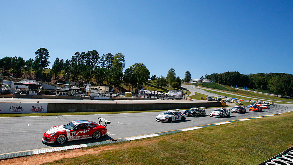 Road Atlanta 2016 Porsche GT3 Cup Challenge USA by Yokohama TV Broadcast