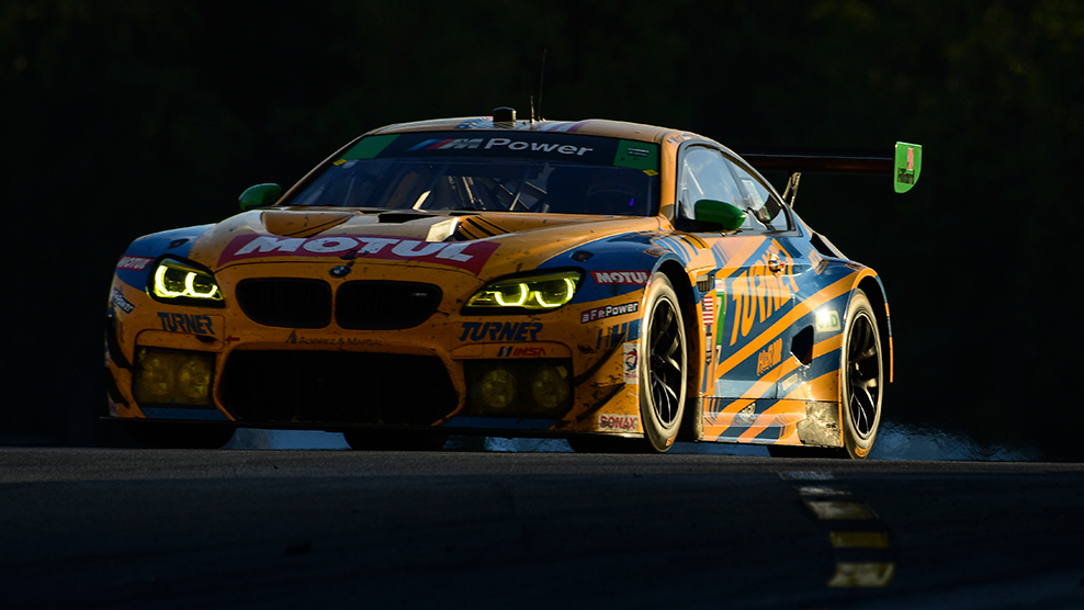 From Road To Racing: BMW M6