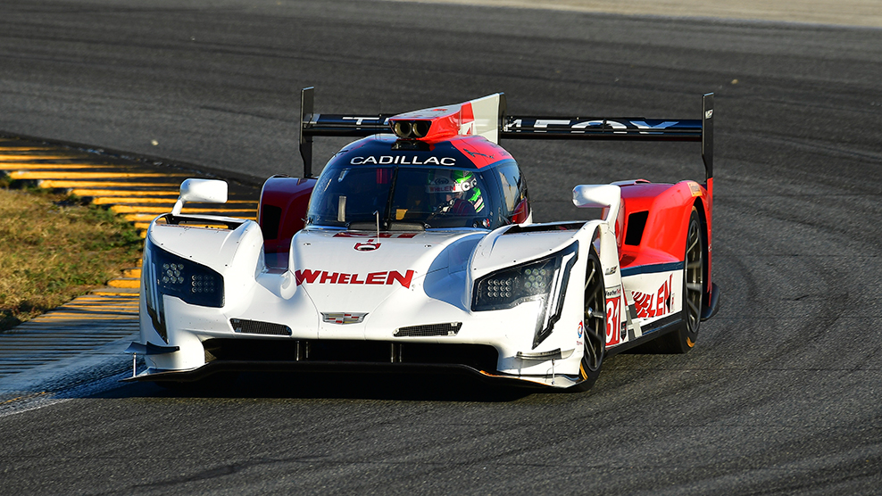 The 2017 WeatherTech Championship Newcomers