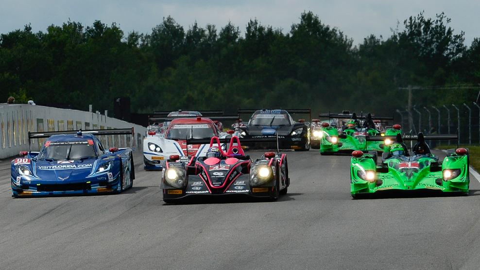 2014 Canadian Tire Motorsport Park Highlights