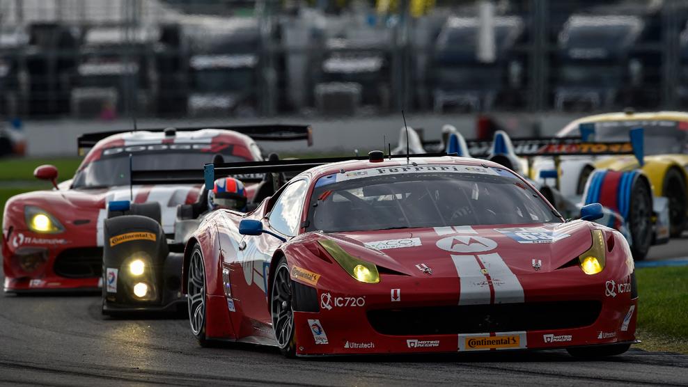 2014 Indianapolis Motor Speedway Broadcast