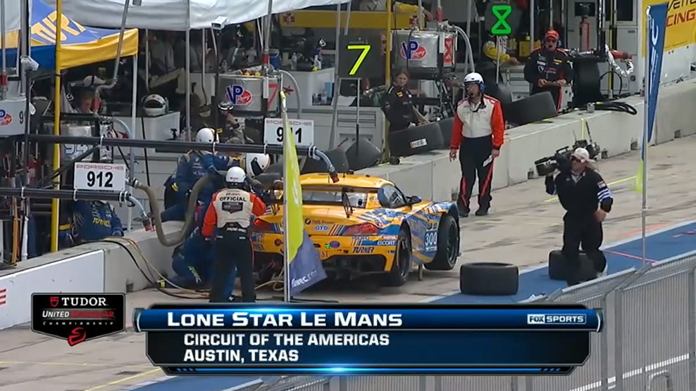 2014 Lone Star Le Mans Race Broadcast