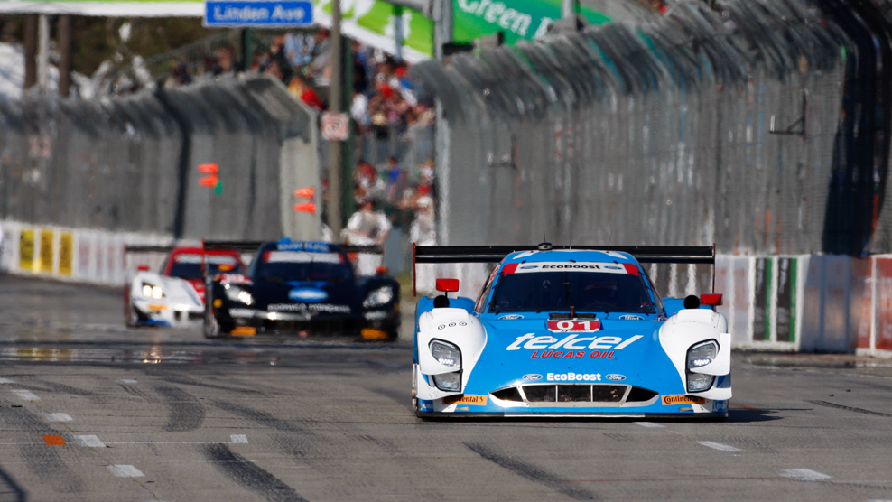 2014 Race Preview - Tequila Patrón Sports Car Showcase At Long Beach