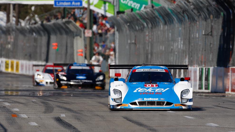 2014 Race Preview - Tequila Patrón Sports Car Showcase At Long Beach