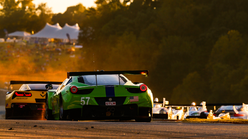 2014 Petit Le Mans Broadcast - Part 2