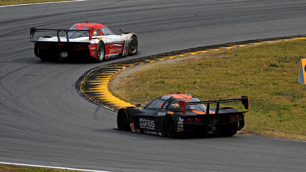 Rolex 24 Sights and Sounds
