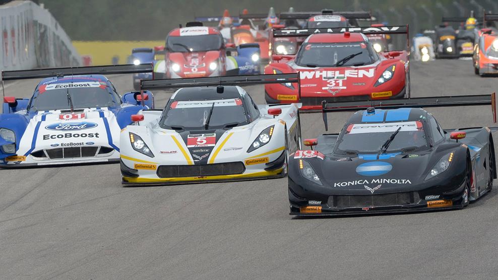 2015 Mobil 1 SportsCar Grand Prix Broadcast