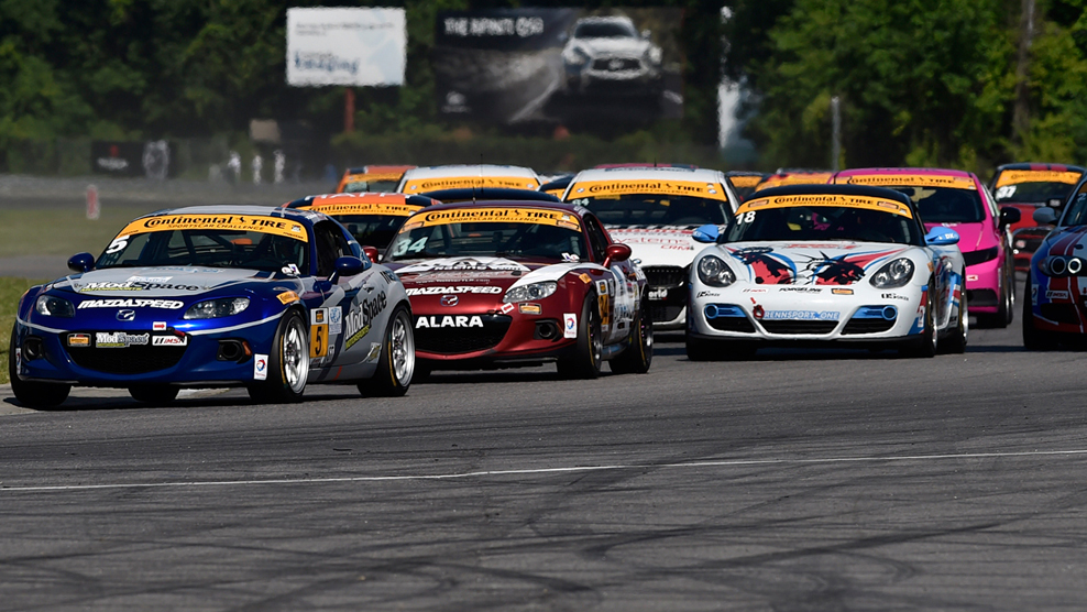 2015 Lime Rock Park Race Broadcast