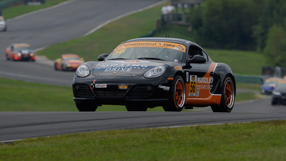 2015 VIRginia International Raceway Race Broadcast