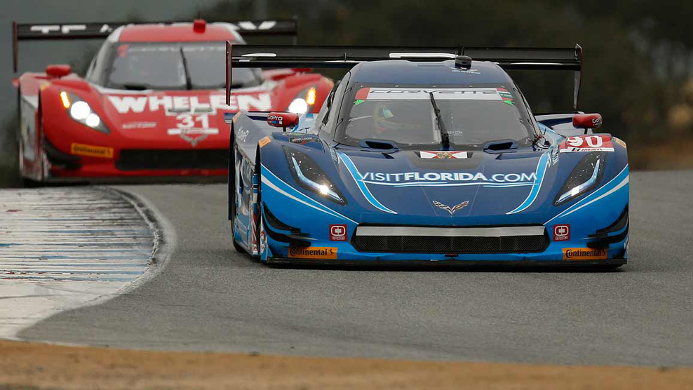 2015 Continental Tire Monterey Grand Prix Powered by Mazda Race Broadcast
