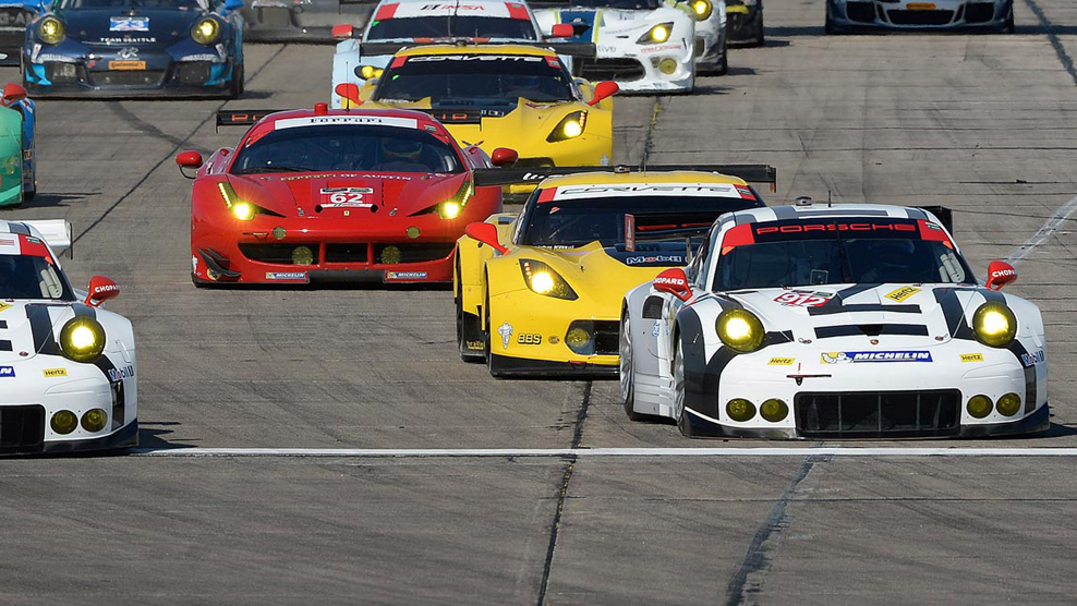 Part 1 - 2015 Mobil 1 Twelve Hours of Sebring Fueled by Fresh From Florida