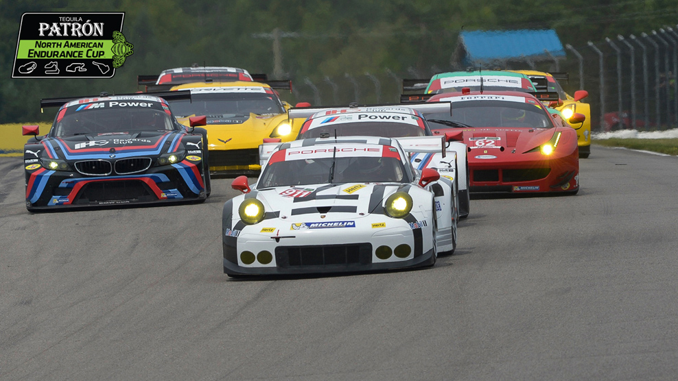 Patrón Endurance Cup Heads to Road Atlanta