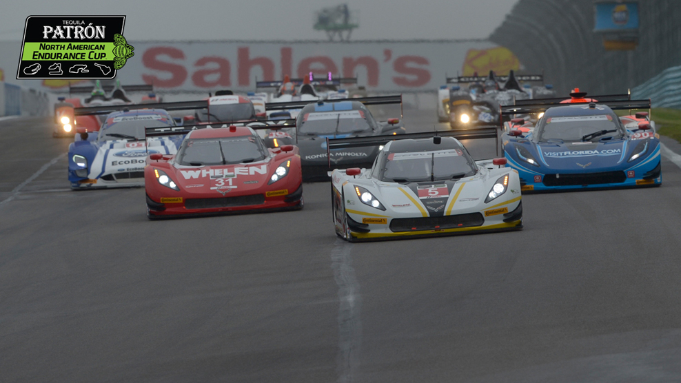 Part 1 - 2015 Sahlen's Six Hours of The Glen Race Broadcast