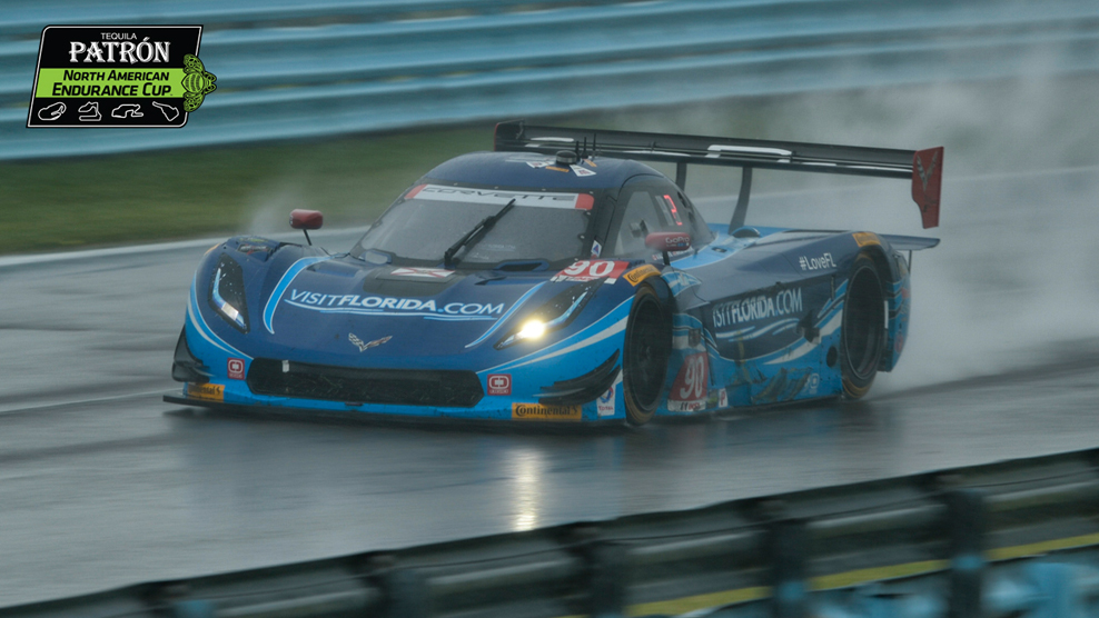 Part 3 - 2015 Sahlen's Six Hours of The Glen Race Broadcast