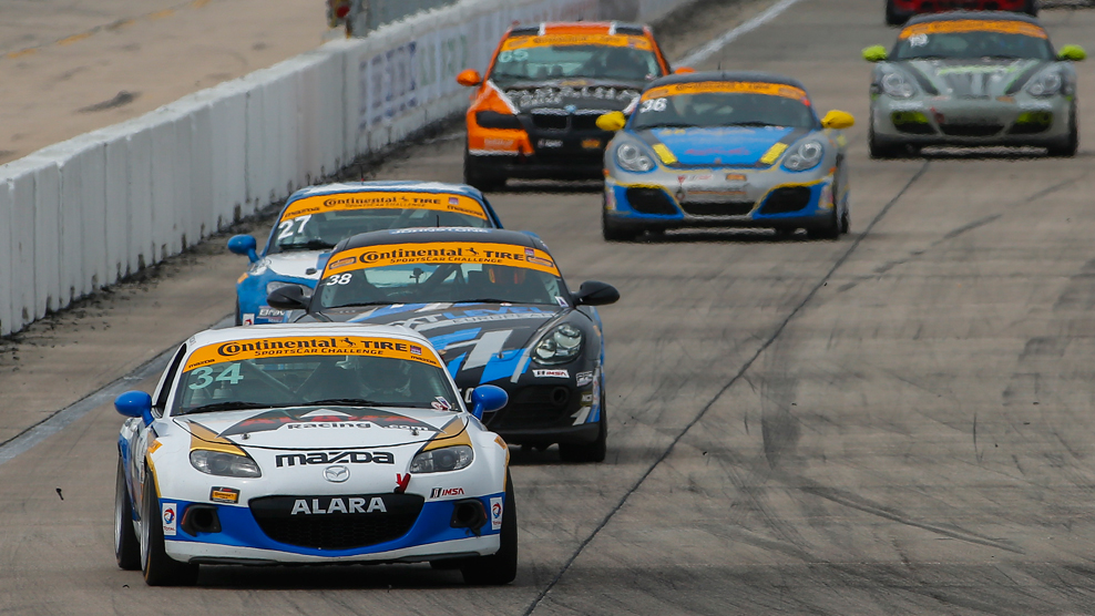 2016 Sebring 150 Race Broadcast