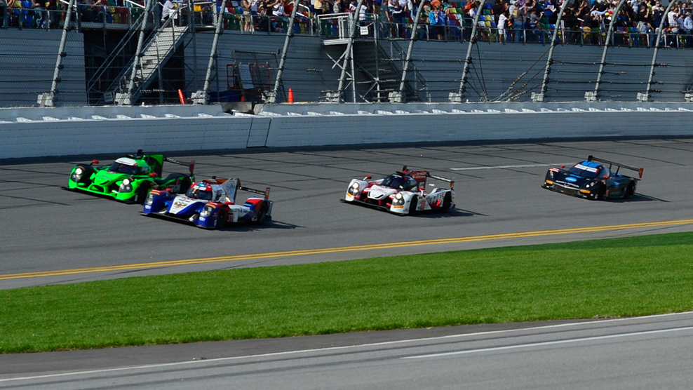 Part 1 - 2016 Rolex 24 At Daytona