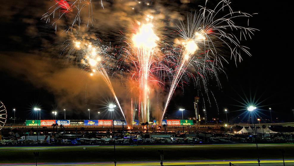 Part 4 - 2016 Rolex 24 At Daytona