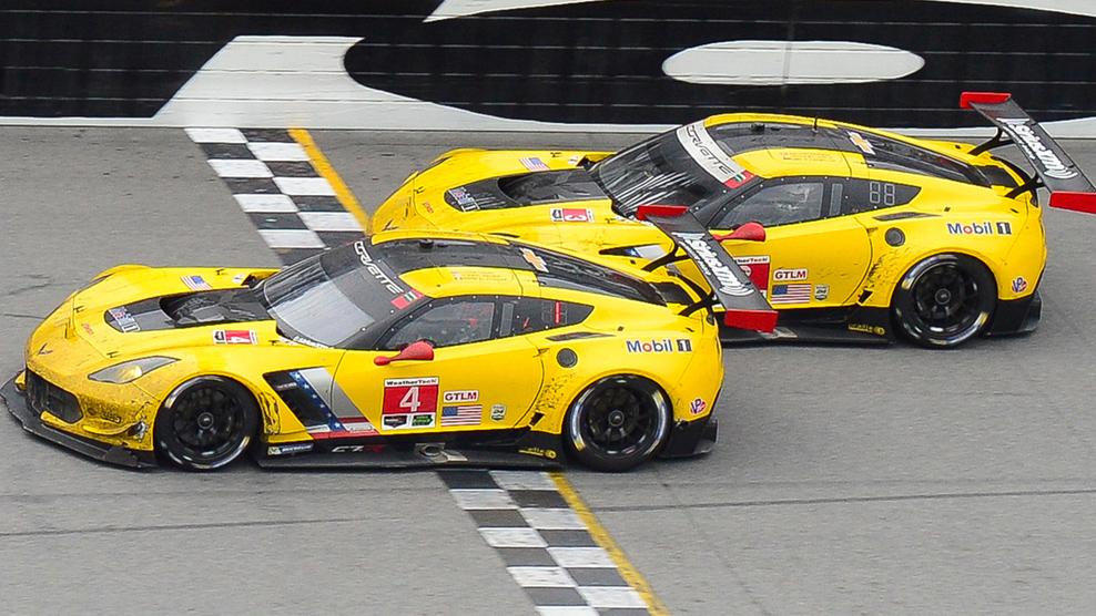 Part 6 - 2016 Rolex 24 At Daytona