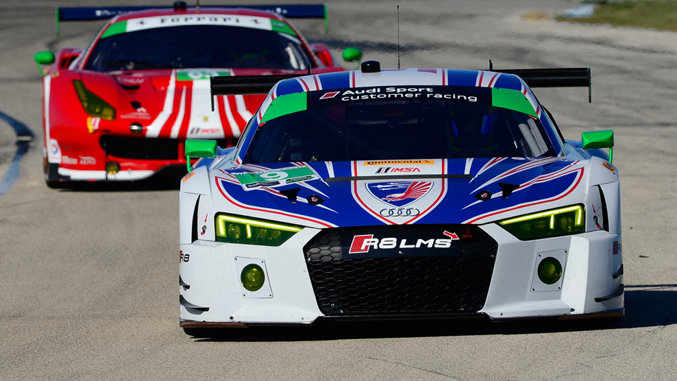 Sights and Sounds: 2016 Rolex 24 At Daytona