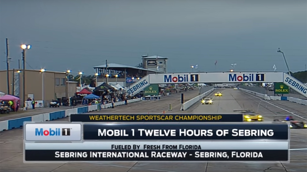 Part 6 - 2016 Mobil 1 Twelve Hours of Sebring