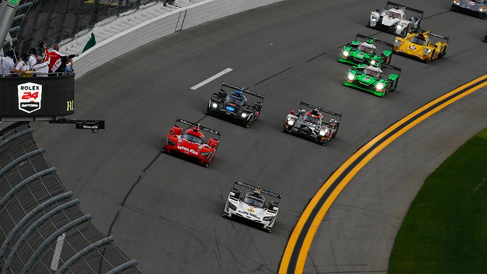 Part 1 - 2017 Rolex 24 At Daytona