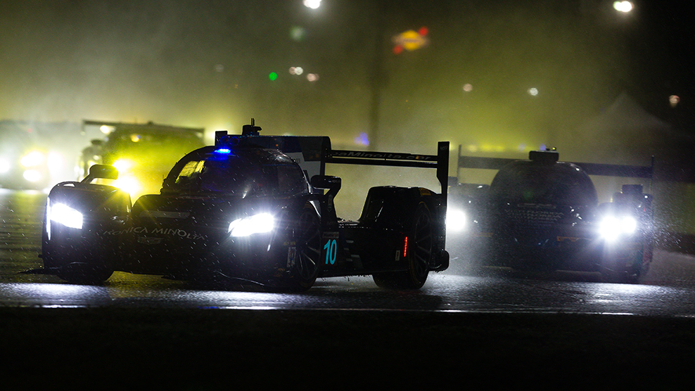 Part 2 - 2017 Rolex 24 At Daytona