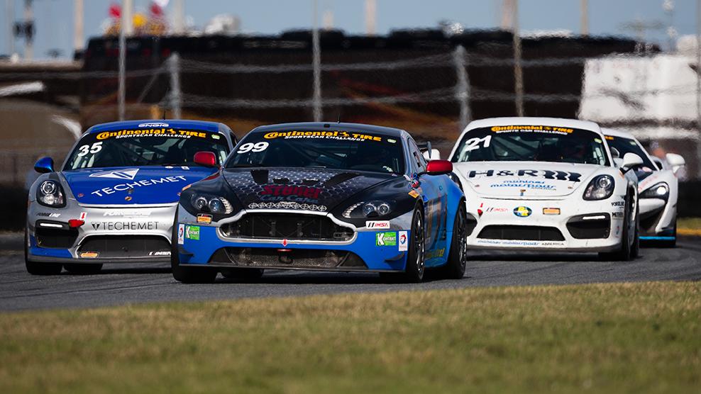 2017 BMW Endurance Challenge At Daytona Broadcast
