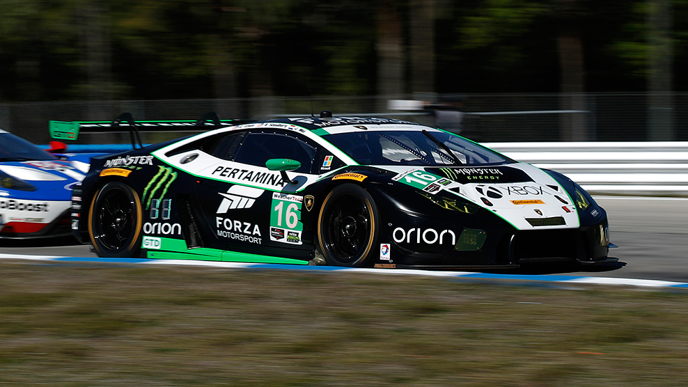 Hot Lap: Change Racing At Sebring
