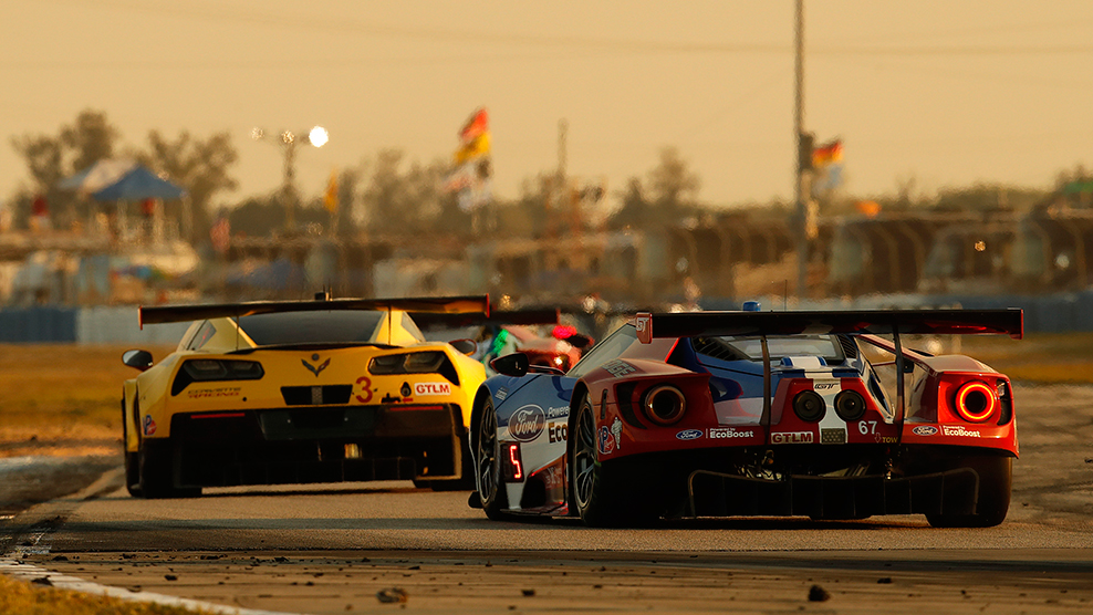 Part 2 - 2017 Mobil 1 Twelve Hours of Sebring