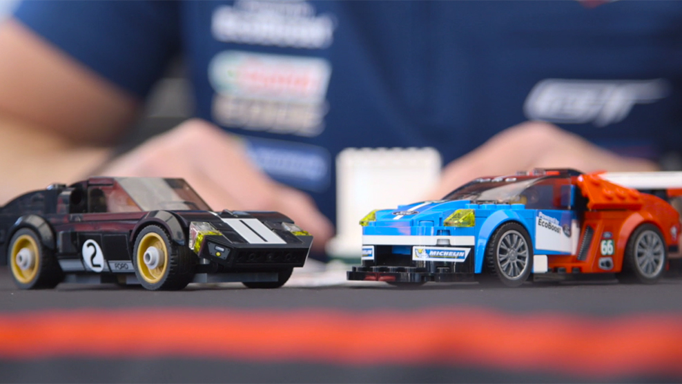 Ford Fun With Legos