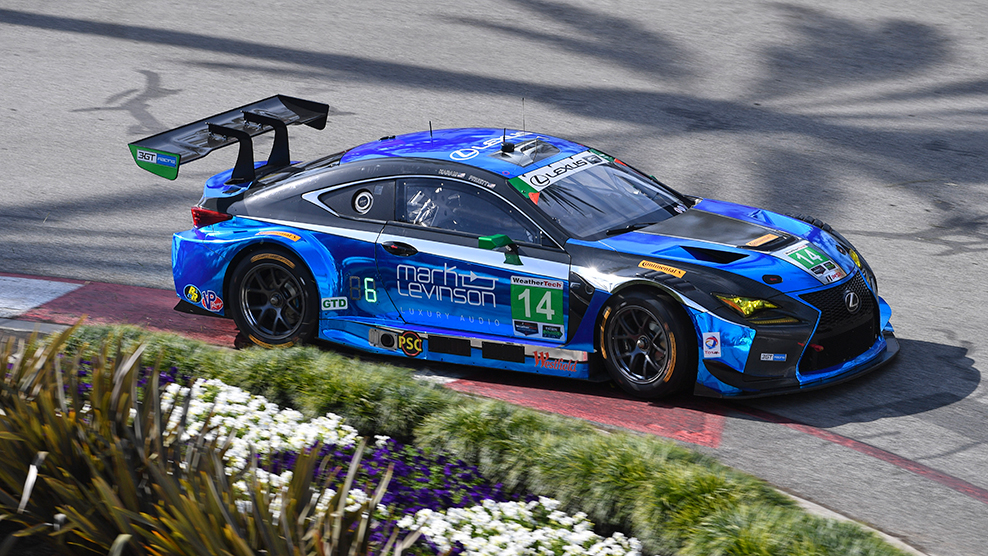 Hot Lap: 3GT Racing at Long Beach