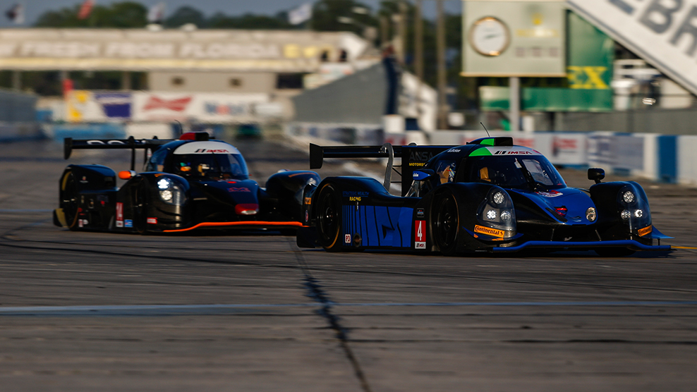 Sebring 2017 IMSA Prototype Challenge presented by Mazda Broadcast
