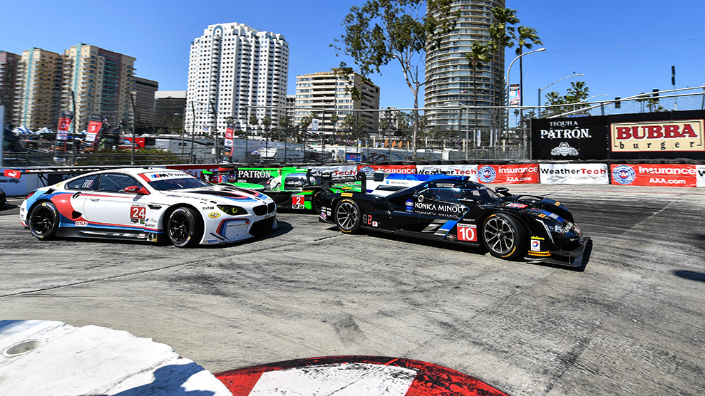 2017 BUBBA burger Sports Car Grand Prix at Long Beach Broadcast