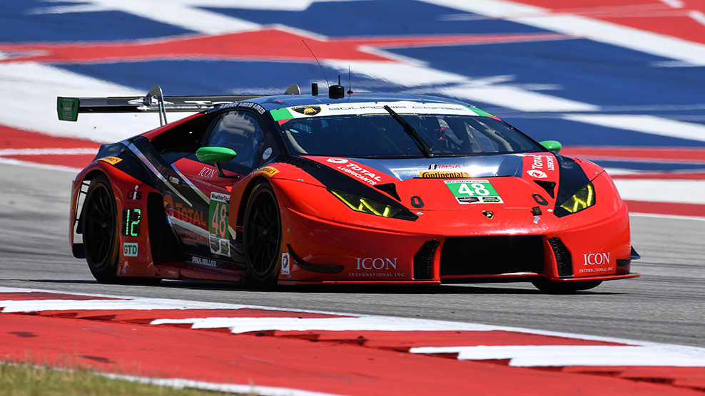 Hot Lap: Paul Miller Racing at Circuit of The Americas