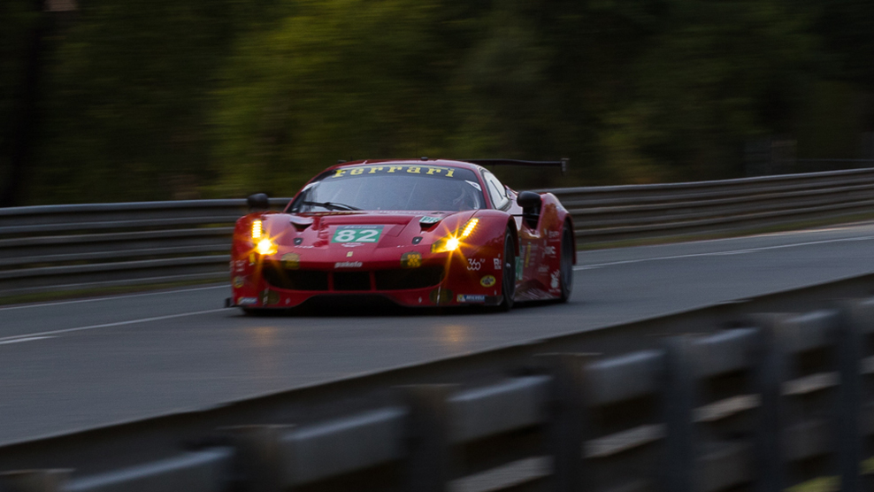 IMSA Spotlight: Giuseppe Risi Ahead of the 24 Hours of Le Mans