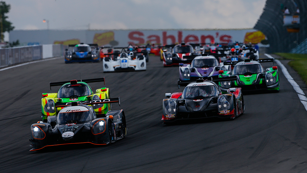 Watkins Glen International 2017 IMSA Prototype Challenge presented by Mazda Broadcast